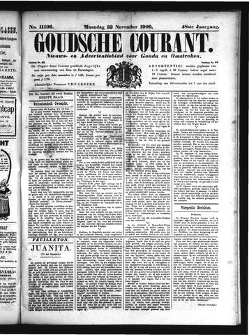 Goudsche Courant 1909-11-22