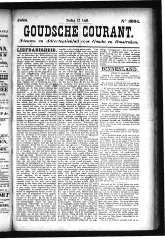 Goudsche Courant 1888-04-22