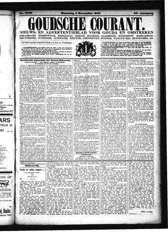 Goudsche Courant 1925-11-02