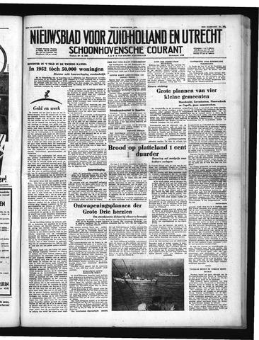 Schoonhovensche Courant 1951-12-14