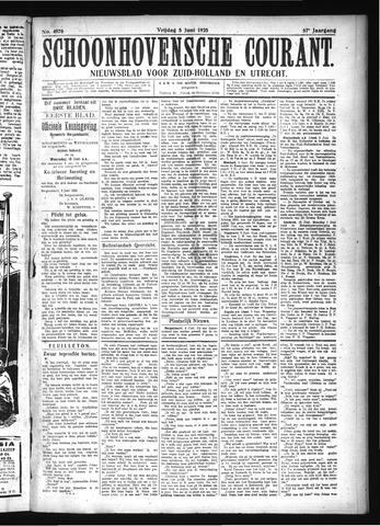 Schoonhovensche Courant 1925-06-05
