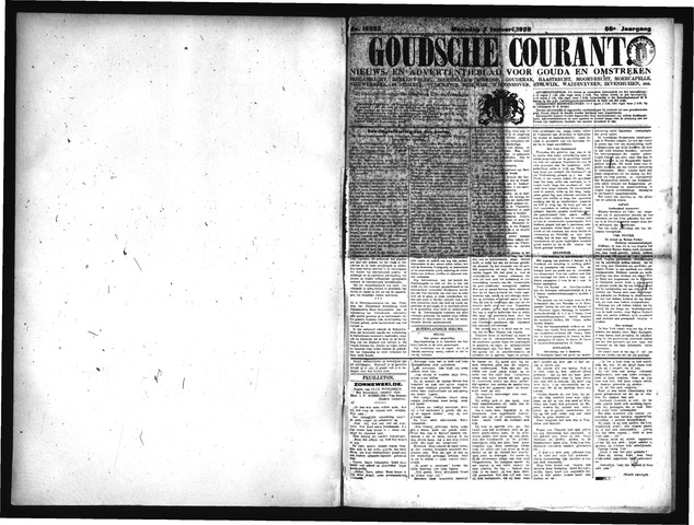 Goudsche Courant 1928-01-02