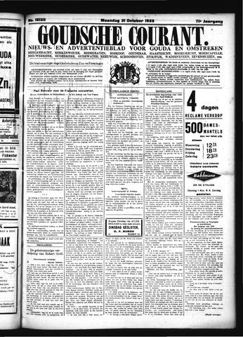 Goudsche Courant 1932-10-31
