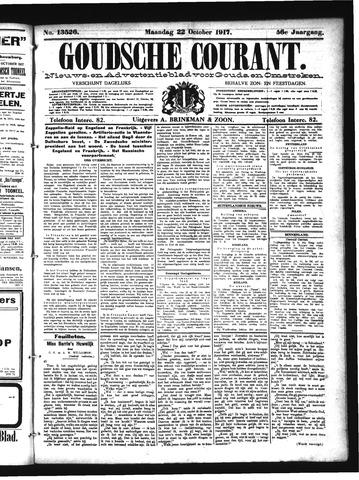 Goudsche Courant 1917-10-22