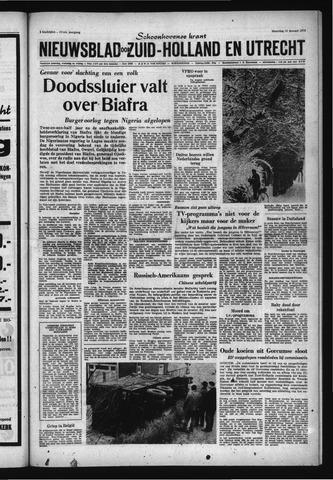 Schoonhovensche Courant 1970-01-12