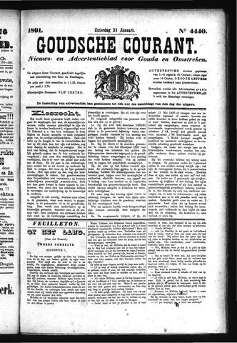 Goudsche Courant 1891-01-31