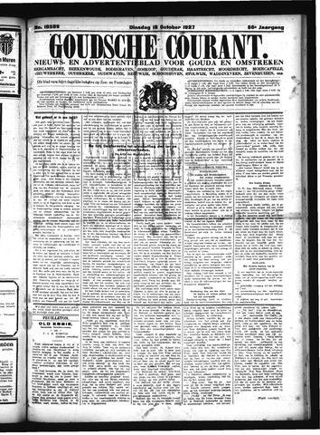 Goudsche Courant 1927-10-18