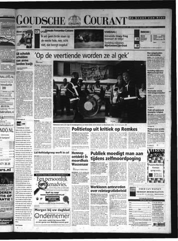 Goudsche Courant 2005-06-13