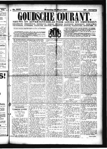 Goudsche Courant 1927-03-23