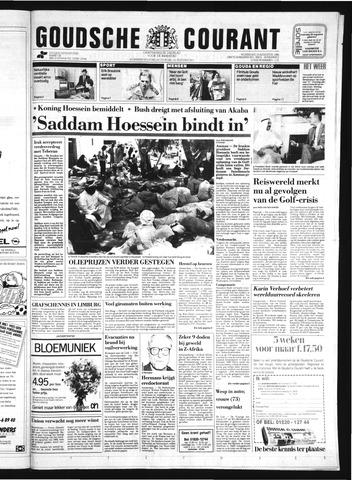Goudsche Courant 1990-08-15