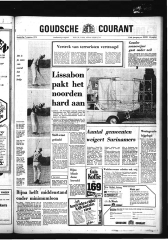 Goudsche Courant 1975-08-07