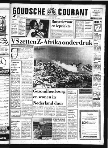 Goudsche Courant 1985-08-09