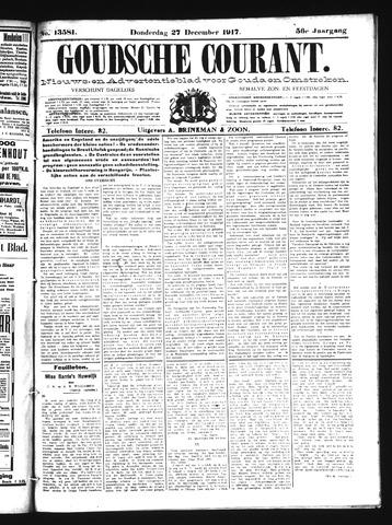 Goudsche Courant 1917-12-27