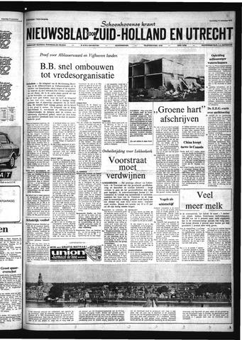 Schoonhovensche Courant 1972-11-15