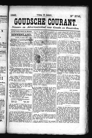 Goudsche Courant 1882-01-20