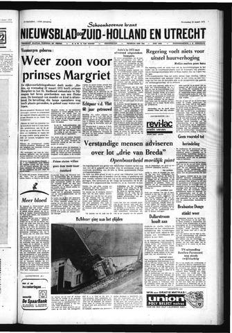 Schoonhovensche Courant 1972-03-22