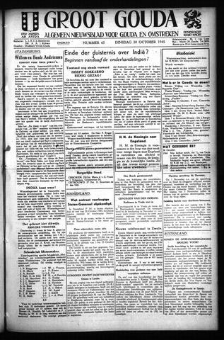 Groot Gouda 1945-10-30