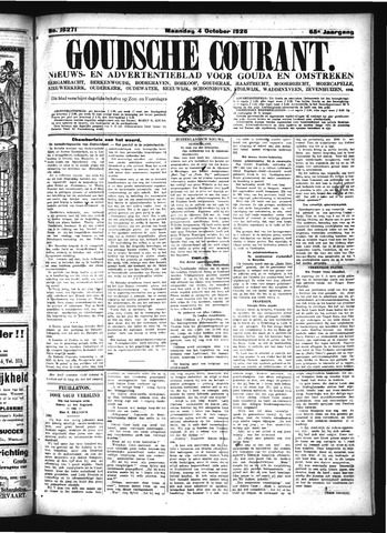 Goudsche Courant 1926-10-04