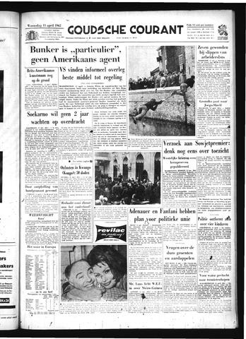 Goudsche Courant 1962-04-11