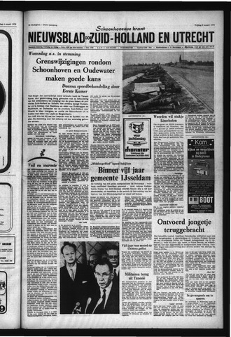 Schoonhovensche Courant 1970-03-06