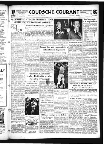 Goudsche Courant 1951-05-17