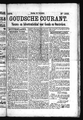 Goudsche Courant 1876-11-26