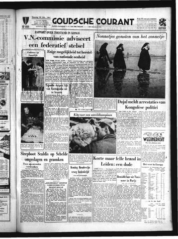 Goudsche Courant 1961-02-20