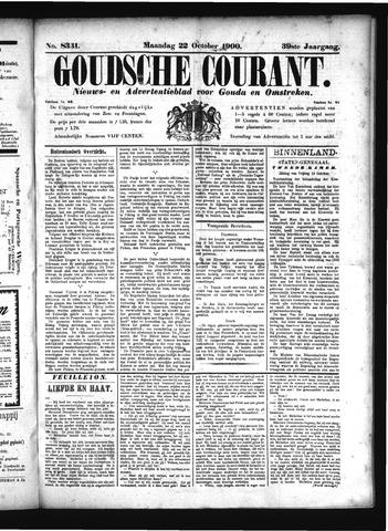 Goudsche Courant 1900-10-22