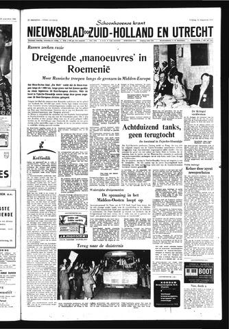 Schoonhovensche Courant 1968-08-30