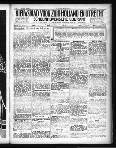 Schoonhovensche Courant 1935-09-23