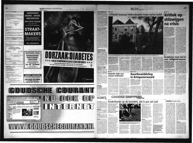 Goudsche Courant 2004
