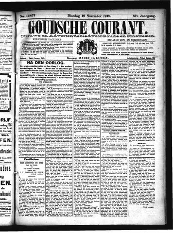 Goudsche Courant 1918-11-19