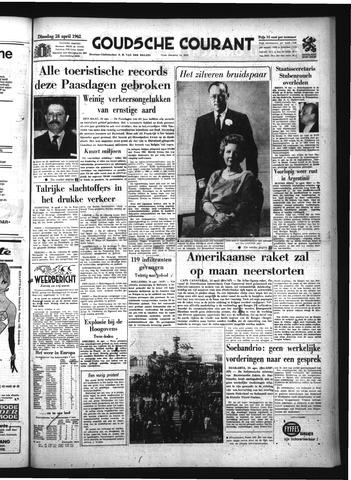Goudsche Courant 1962-04-24