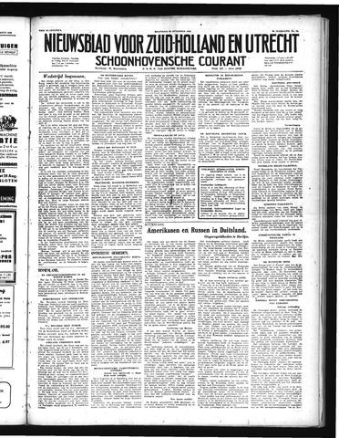 Schoonhovensche Courant 1948-08-23