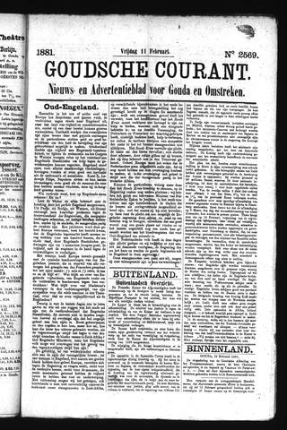 Goudsche Courant 1881-02-11