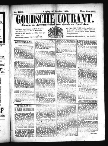 Goudsche Courant 1896-10-30
