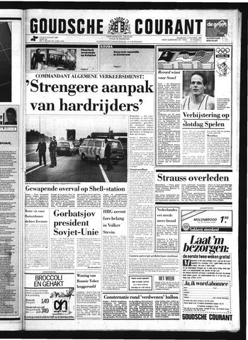 Goudsche Courant 1988-10-03