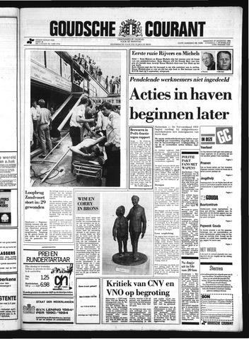 Goudsche Courant 1984-08-27