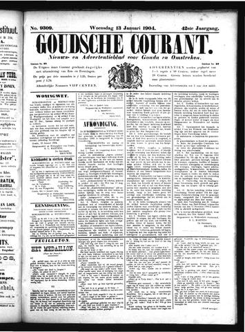 Goudsche Courant 1904-01-13