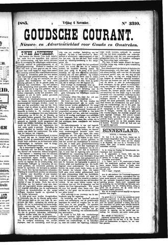 Goudsche Courant 1885-11-06