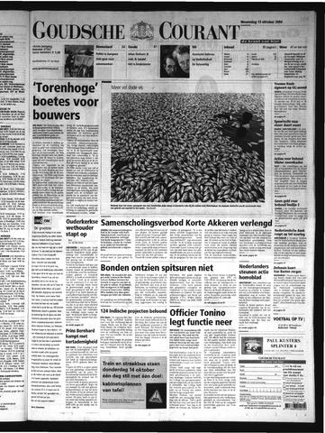 Goudsche Courant 2004-10-13
