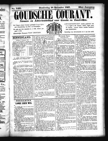 Goudsche Courant 1897-11-18
