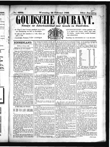 Goudsche Courant 1896-02-26