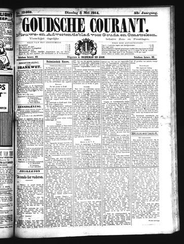 Goudsche Courant 1914-05-05