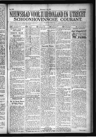 Schoonhovensche Courant 1928-05-02