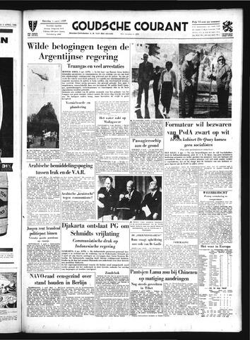 Goudsche Courant 1959-04-04