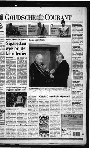 Goudsche Courant 1999-01-14