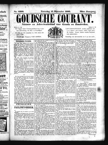 Goudsche Courant 1900-09-15