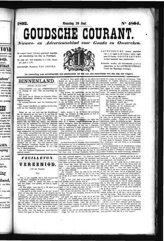 Goudsche Courant 1892-06-20