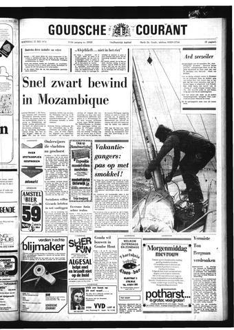 Goudsche Courant 1974-05-22